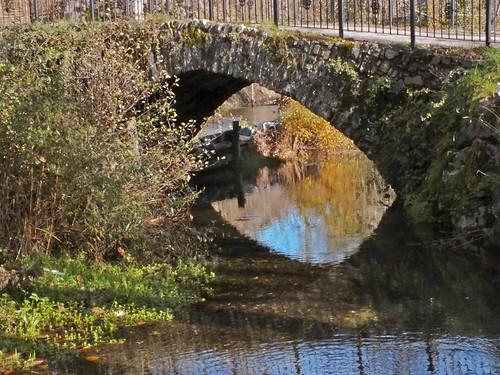 Ferrerías, puente romano