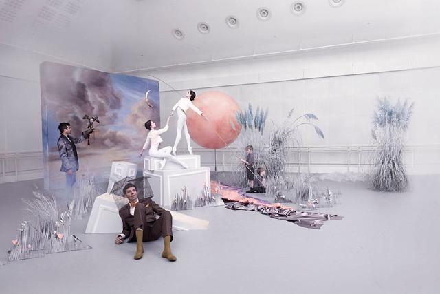 Spring Season 2012/3 One Extraordinary World. The Royal Opera House