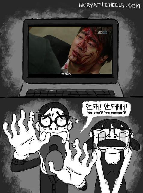 Awkward Korean 02 - City Hunter