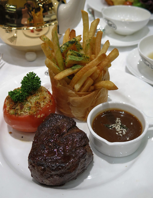 Beef Tenderloin at TWG
