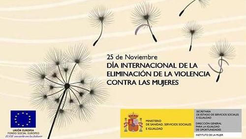 25N Dia Internacional Contra Violencia Genero
