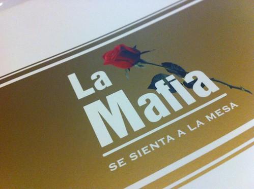 La Mafia otro Italiano en Bilbao. by LaVisitaComunicacion