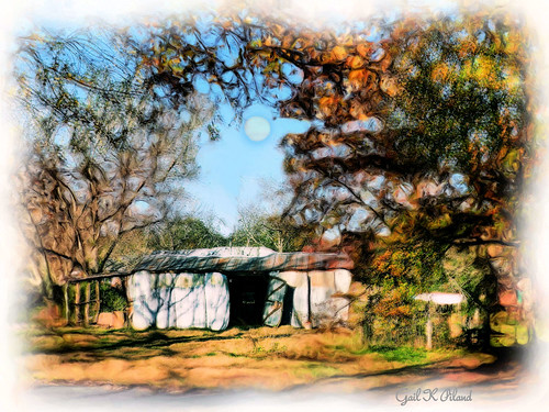 autumn trees photoshop painting landscape shed excellent thegalaxy flickraward gailpiland rememberthatmomentlevel1 rememberthatmomentlevel2 rememberthatmomentl1 rememberthemomentl2