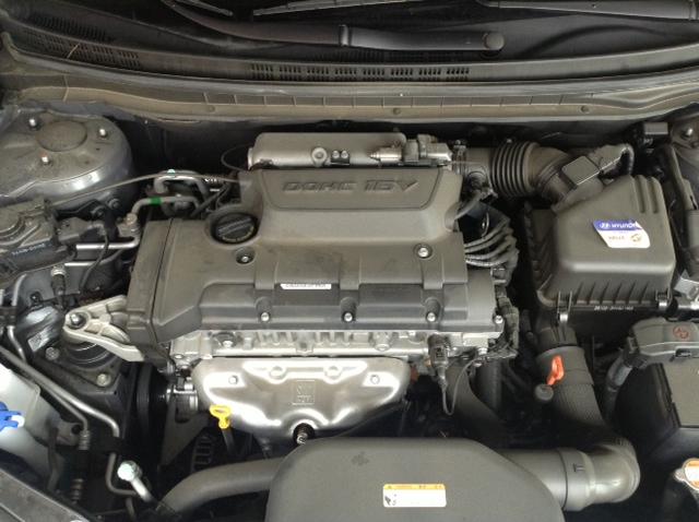 Hyundai Elantra 2010 (HD) engine   Flickr - Photo Sharing!