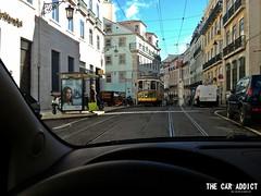 Opel ADAM in Lissabon