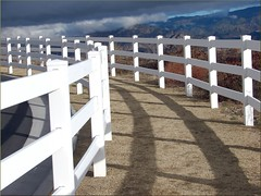 Fence at Panorama Point 11-18-12