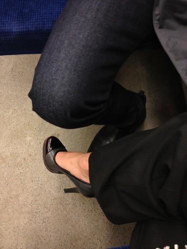 Heels on LRT