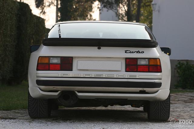 Prueba Porsche 944 Turbo 1987