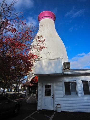 The Milk Bottle Raynham MA