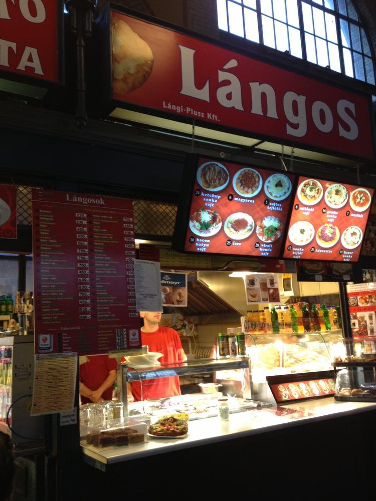 great market hall langos