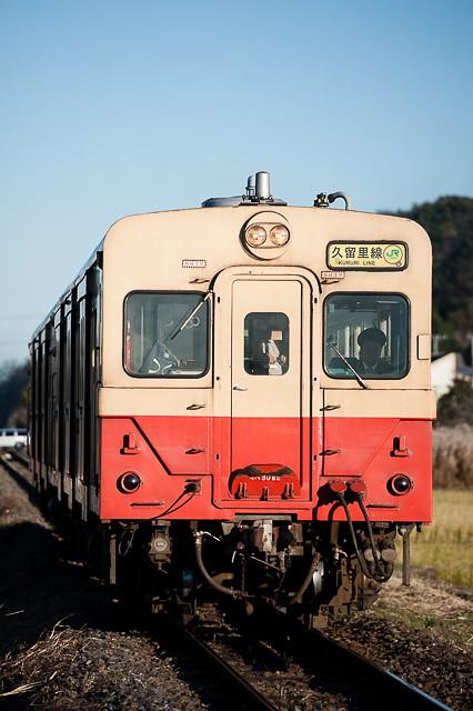 JR東日本久留里線 キハ30