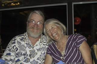 Barbara and Joseph Raible, 40 years strong