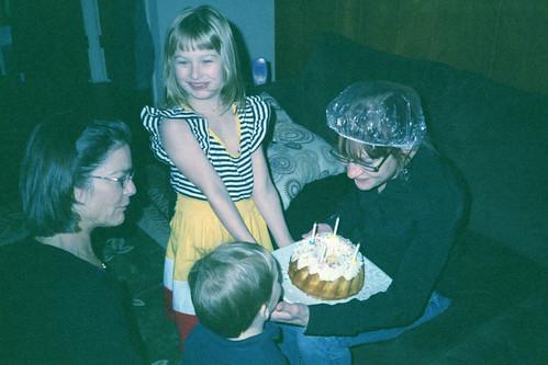 Laura's Birthday