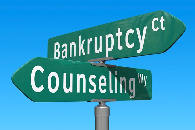 Crossroads: Bankruptcy or Counseling