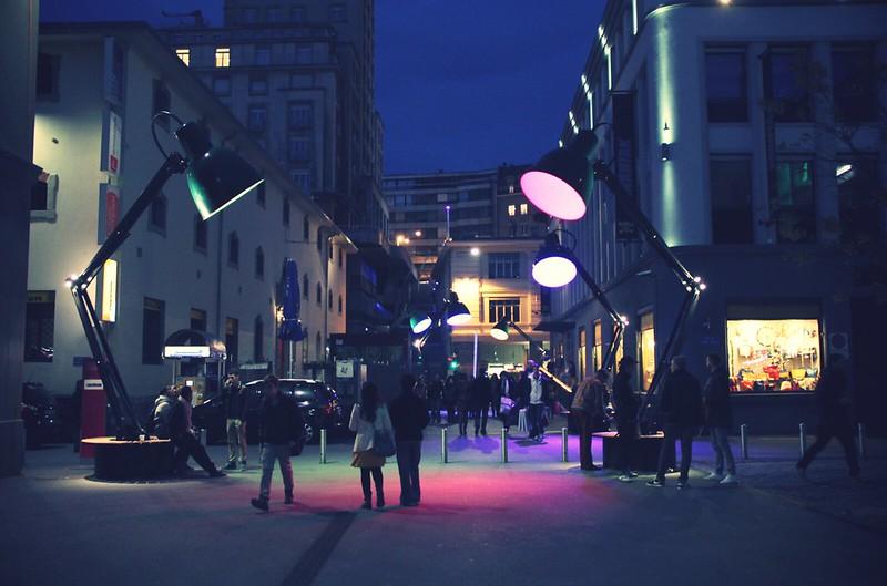 Viajes Monicositas + Lausanne