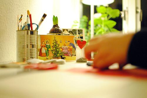 DIY: Hjemmelavet the-julekalender