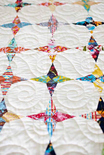 luminaries quilt