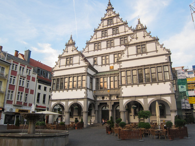 paderborn shopping
