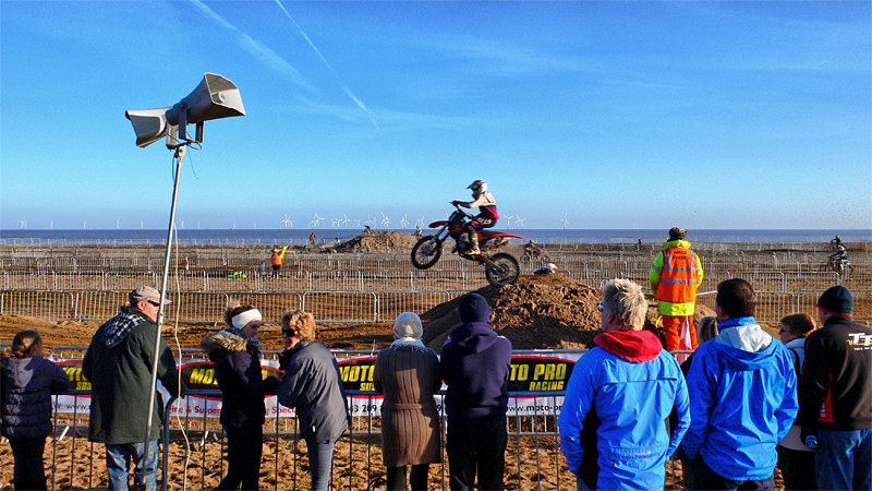 Skegness Beach Racing