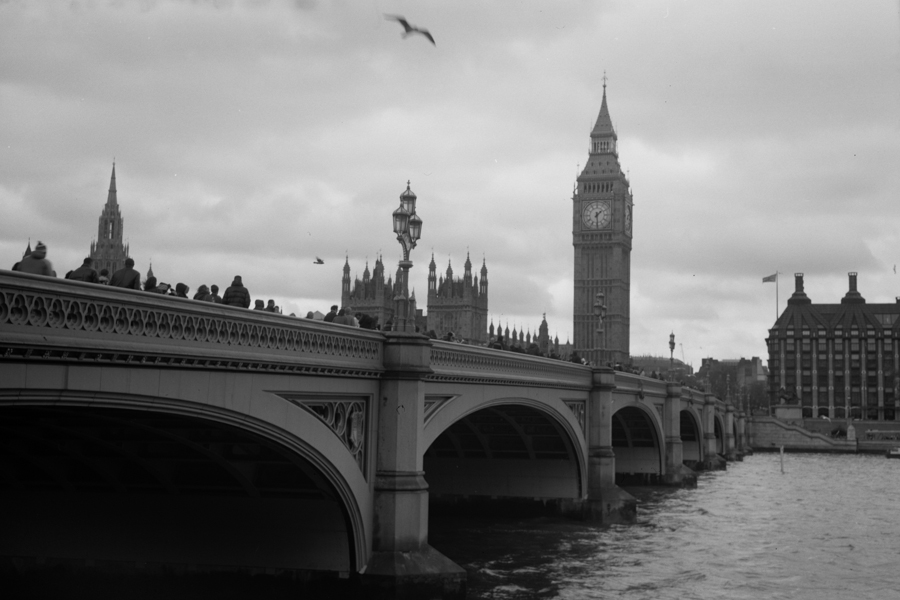 Twilight London