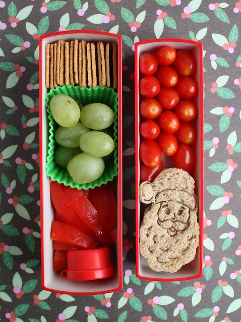 Preschool Santa Bento #368
