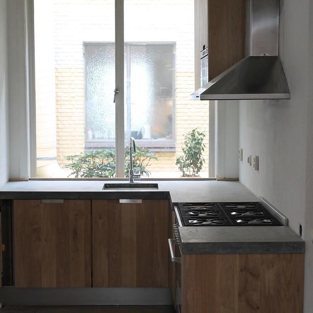 Ikea Keuken Kasten : Koak Design Massief eiken houten keuken met ikea keuken kasten door