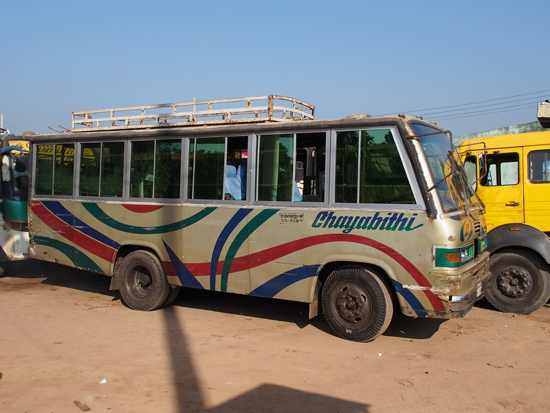 Bus in Chittagong