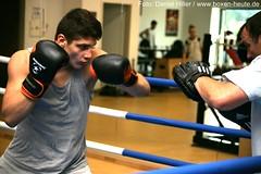 Die internationale Box-Meisterschaft der U21 steht