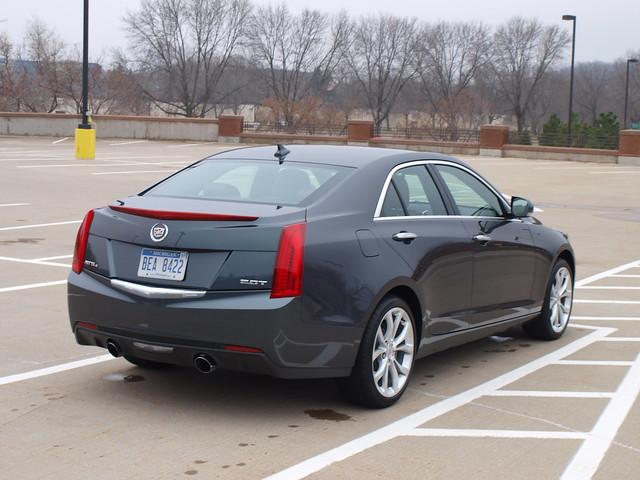 2013 Cadillac ATS 2.0T AWD Premium 20