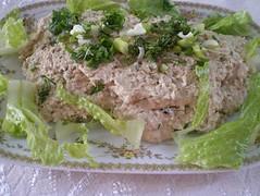 Tonosalata (tuna salad)