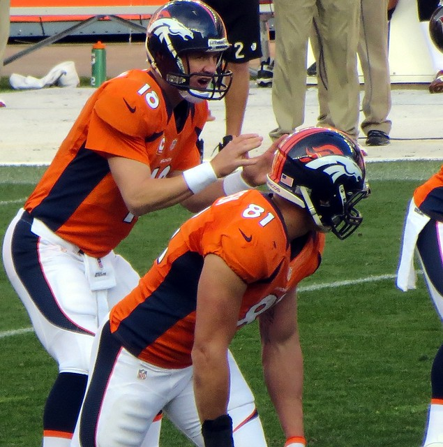 More Peyton Manning from Flickr via Wylio