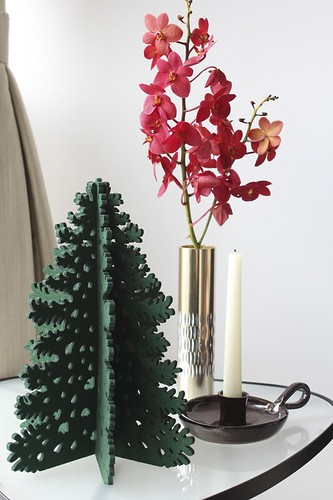 simple christmas touches