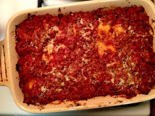 Dinner: December 2, 2012