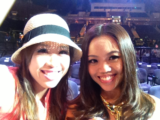 Serene Koong & I