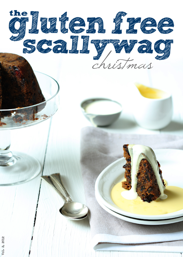 The Gluten Free Scallywag Christmas Magazine 2012