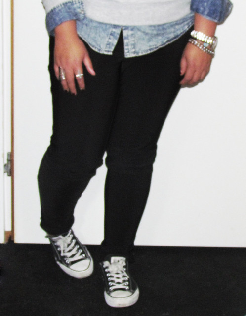 Mango, Vintage, Unknown, Converse, New Look, Outfit of the day, OOTD, Gucci