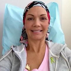 Mom's 5th Chemo