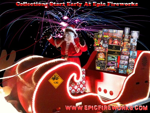 Epic Fireworks Christmas Collections