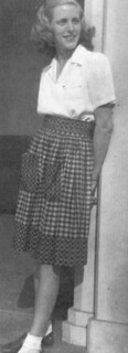 Margaret (Maggie) Boothby was elected in 1944 as Pomona's first woman student body president