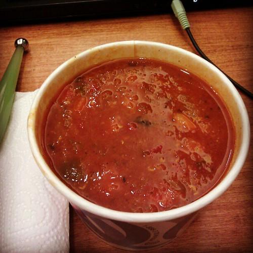 Red Lentil Lunch.