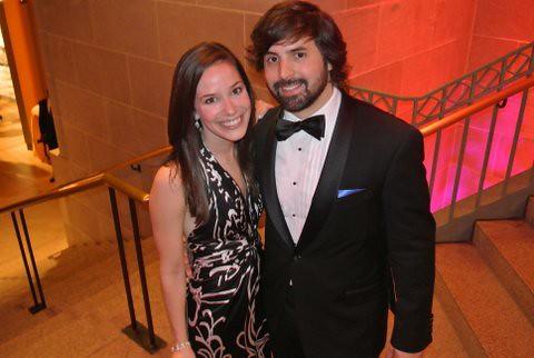 Stephanie Schey & Brandon Pinzini