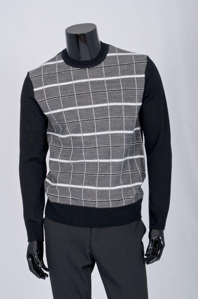 Интернет-магазин. Мужской трикотаж: свитера, толстовки. Пляжная Ажурная Туника