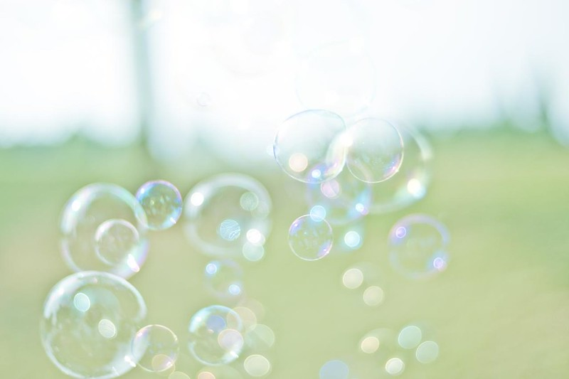 Soap bubble #18