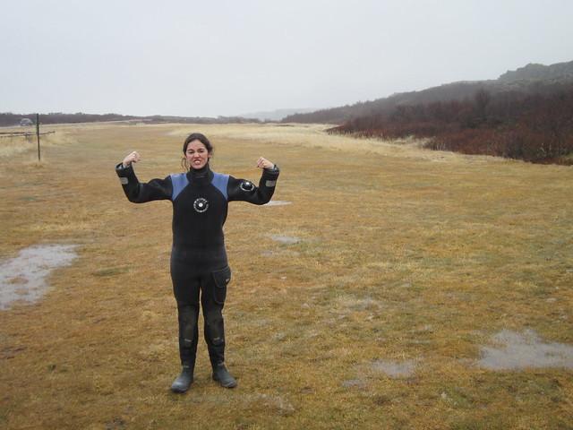 Silfra rift dive iceland thingvellir national park