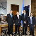 Secretary General Receives President of Business Council of Latin America