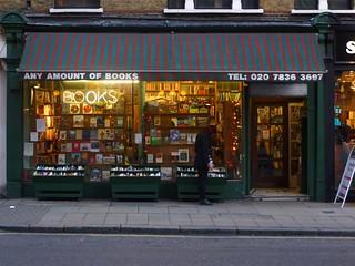 Any Amount of Books, CXR.