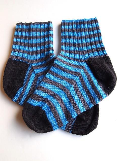David's 80 sts socks