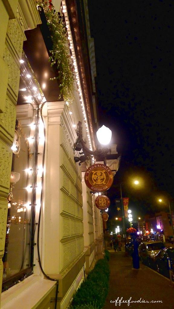 Bard and Banker Pub