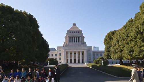 国会議事堂 by cinz