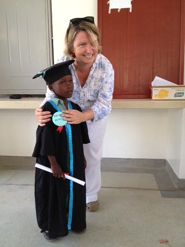 Zainabu graduates